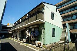 山崎ハイツ[205号室]の外観