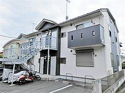 神奈川県横浜市南区永田北1丁目の賃貸アパートの外観