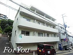 兵庫県神戸市灘区鶴甲3丁目の賃貸マンションの外観