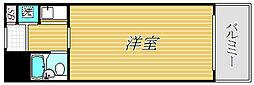 アサカシオン大岡山[1階]の間取り