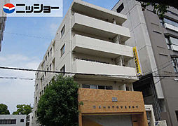 グリーンハイツ千代田[4階]の外観