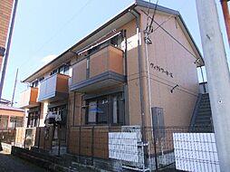 静岡県富士市依田原町の賃貸アパートの外観