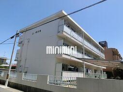 愛知県名古屋市名東区社台2の賃貸マンションの外観