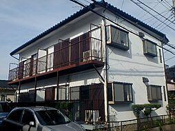 第2サンハイツ成田[201号室]の外観