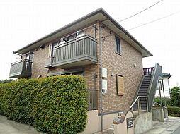 愛知県日進市藤塚3丁目の賃貸アパートの外観