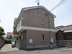 サンハイツ尾崎[2階]の外観