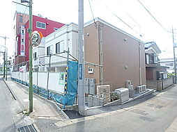 リリーベル[1階]の外観