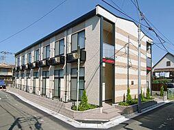 東京都足立区本木東町の賃貸アパートの外観
