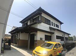 [一戸建] 福岡県久留米市南1丁目 の賃貸【/】の外観
