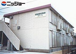 シティハイムカトウ[2階]の外観