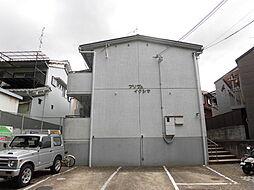 プリヴュイクシマ[1階]の外観
