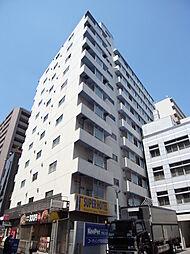 奥内阿波座駅前マンション[1123号室]の外観