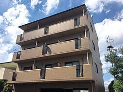 トライアングル[2階]の外観