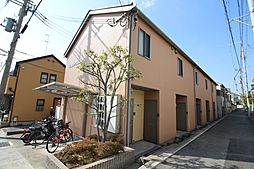 兵庫県神戸市灘区高羽町3丁目の賃貸アパートの外観