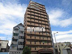 ライオンズマンション柳ヶ瀬[6階]の外観