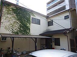 京都府京都市下京区柿本町の賃貸アパートの外観