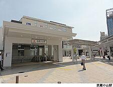 武蔵小山駅(現地まで960m)