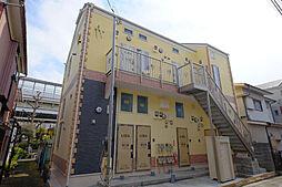 ユナイト汐入ヴィラージュの杜[202号室]の外観