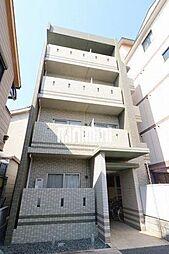 THE BASE 四条大宮[2階]の外観