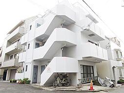 兵庫県神戸市灘区大内通4丁目の賃貸マンションの外観