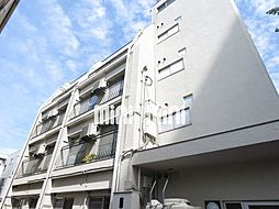 セブン四谷[4階]の外観