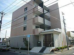 埼玉県川口市青木4丁目の賃貸マンションの外観
