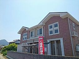 香川県丸亀市土器町東2丁目の賃貸アパートの外観