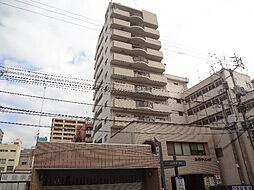 愛媛県松山市一番町1丁目の賃貸マンションの外観
