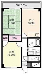 武井ビル[403号室号室]の間取り