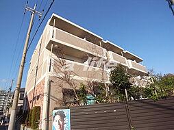 ブルーメ・芦屋[302号室]の外観