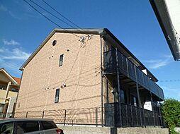 愛知県高浜市八幡町1丁目の賃貸アパートの外観