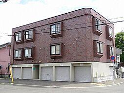 ラベンダータウン[102号室]の外観