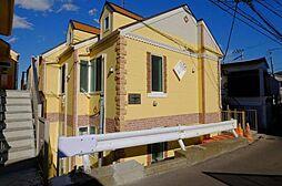 ユナイト東寺尾ペトロポリス[1階]の外観