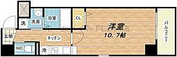 ウイング瓦町[5階]の間取り