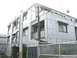 兵庫県宝塚市小林1丁目の賃貸マンションの外観