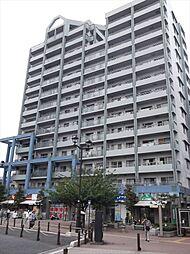 埼玉県さいたま市浦和区上木崎1丁目の賃貸マンションの外観