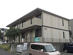 ハ〜モネートネート浜寺B[101号室]の外観