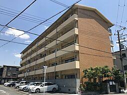 メゾン南加賀屋[4階]の外観
