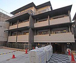 京都府京都市上京区下長者町通六軒町東入四番町の賃貸マンションの外観