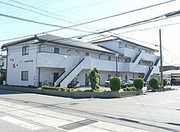タイハイツ焼田[2階]の外観