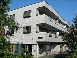 埼玉県さいたま市北区植竹町2丁目の賃貸マンションの外観
