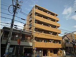 ライオンズマンション立石[2階]の外観