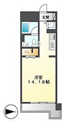 レジディア東桜II[3階]の間取り