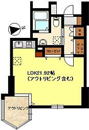 アネーロ[4階]の間取り
