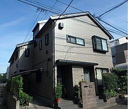 東京都武蔵野市中町3丁目の賃貸アパートの外観