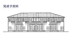 広島県安芸郡海田町砂走の賃貸アパートの外観