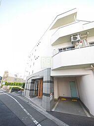 東京都世田谷区船橋6丁目の賃貸マンションの外観