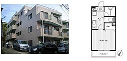 横浜元町ガーデン12[3階]の間取り