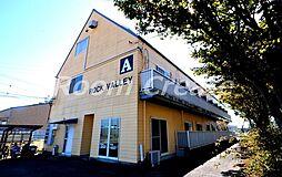 徳島県徳島市八万町大野の賃貸アパートの外観