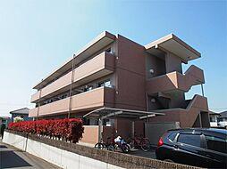 栃木県宇都宮市緑3丁目の賃貸マンションの外観